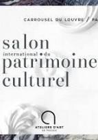 Salon international du patrimoine culturel: Rendez-vous du 28 au 31 octobre 2021